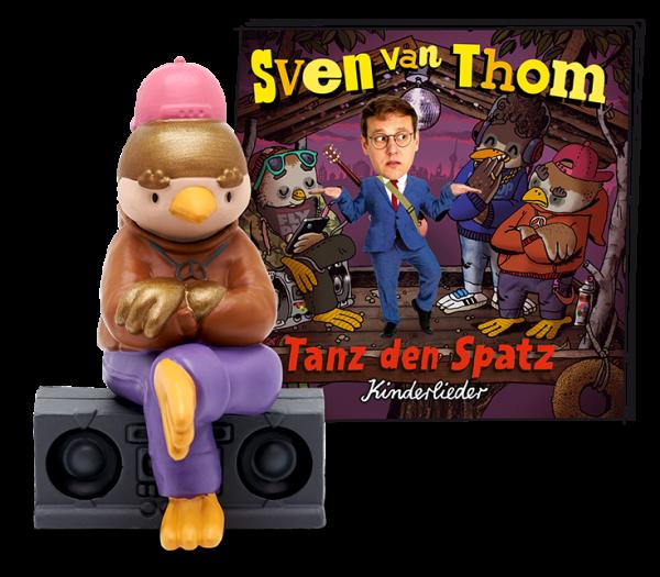 Tonies Sven van Thom - Tanz den Spatz