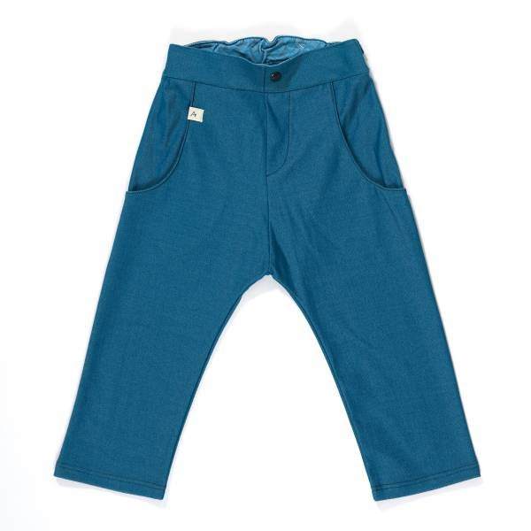Albababy Hune Pants Moroccan Blue