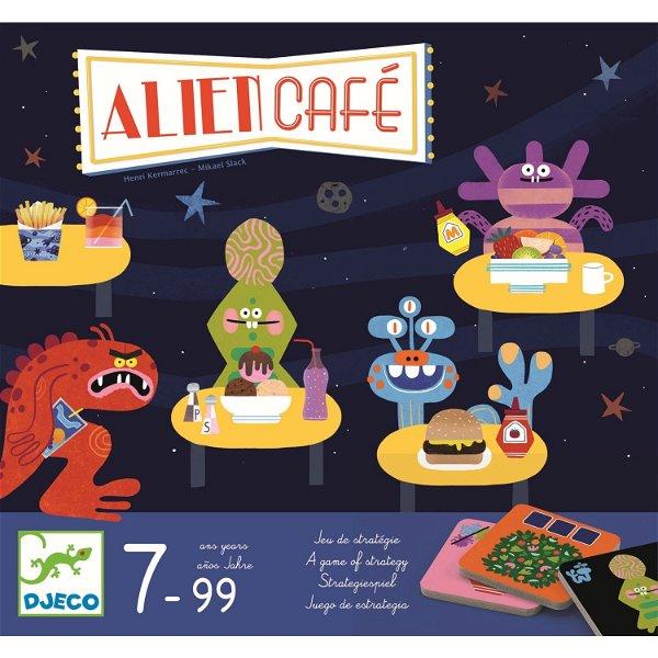 Djeco Spiel Alien CafŽ