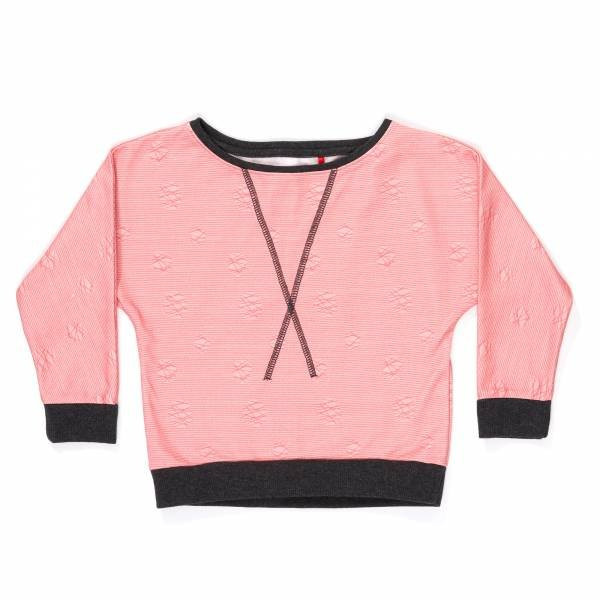 Albababy Holly Sweat Deep Sea Coral Circle