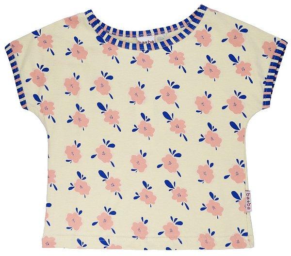 Baba Babywear T-Shirt Flowers