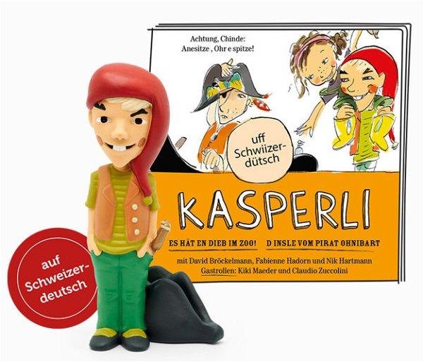 Tonies - Kasperli - Ein Dieb im Zoo!