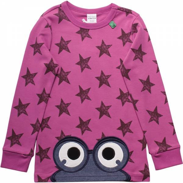 Fred`s World Star T-Shirt With Eyes Violet