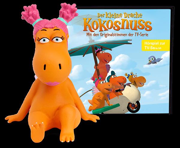 Tonies Der Kleine Drache Kokosnuss Hörspiel zur TV-Serie 4