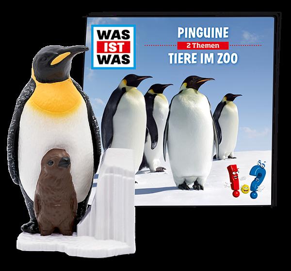 Tonies Was Ist Was - Pinguine / Tiere im Zoo