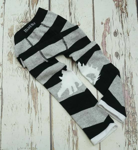 Blade & Rose Mono Stegosaurus Junior Leggings