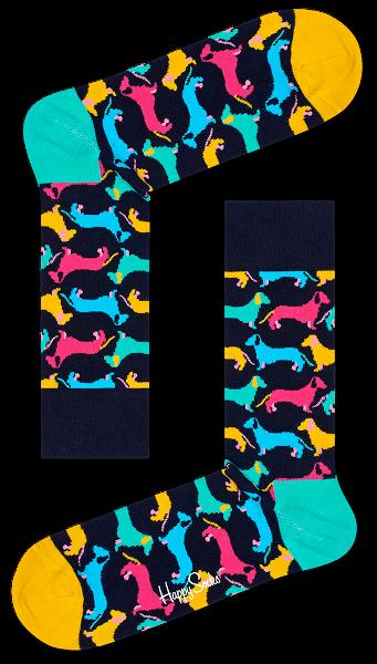 Happy Socks Dog Sock