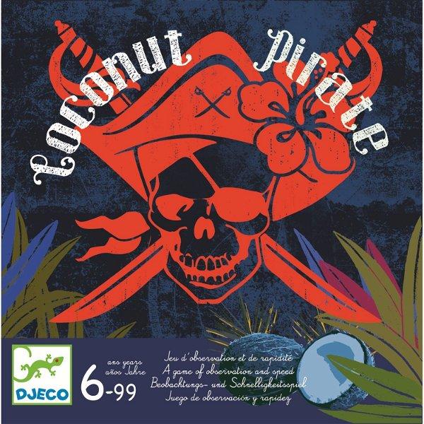Djeco Spiel Coconut Pirate