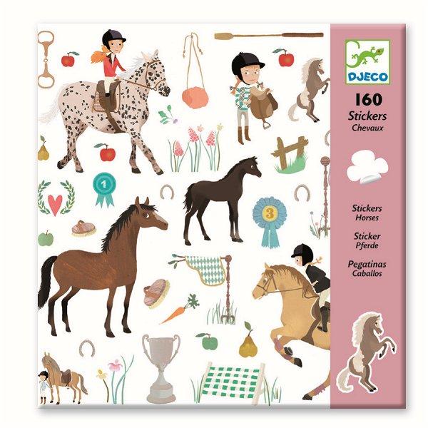 Djeco Sticker Horses