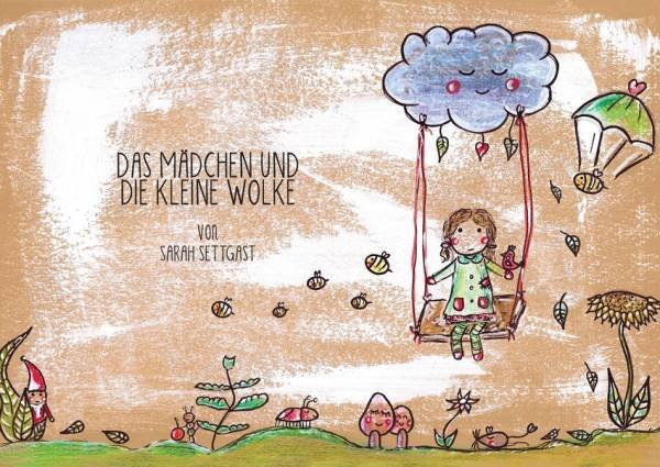 Das Mädchen und die kleine Wolke