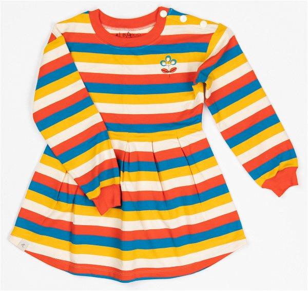 Albababy Cool Dance Dress Mykonos Blue Stripes