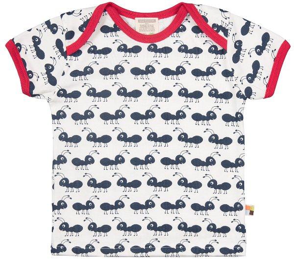 Loud + Proud T-Shirt Ant Navy