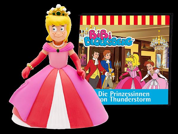 Tonies Bibi Blocksberg - Die Prinzessinnen Von Thunderstorm