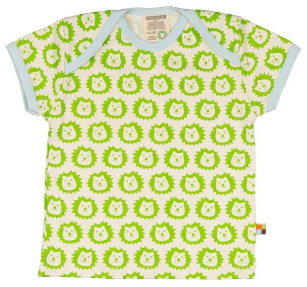 Loud + Proud T-Shirt Lion Lime