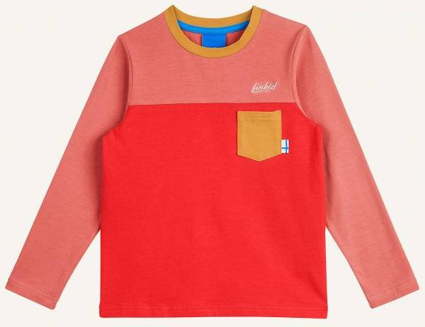 Finkid Puomi Rose Red
