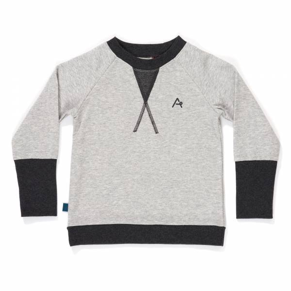 Albababy Haspar Sweat Light Grey
